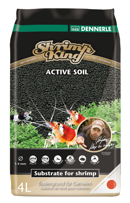 Dennerle Shrimp King - Shrimp Active Soil