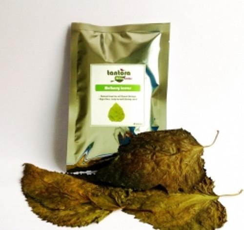 Tantora Mulberry Leaves (10 leaves per bag)