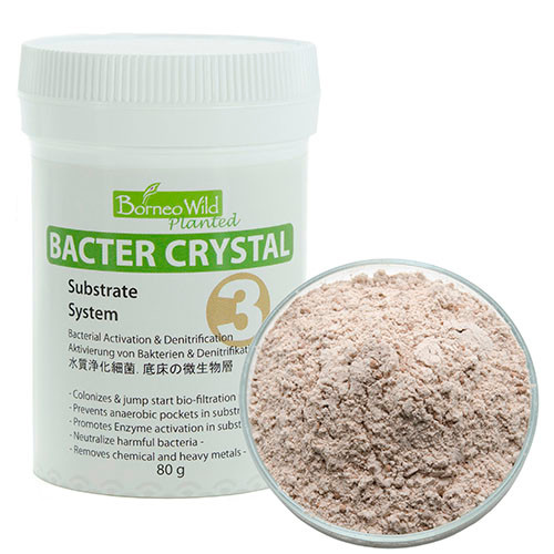 BorneoWild Bacter Crystal 80g