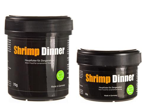 GlasGarten Shrimp Dinner 2