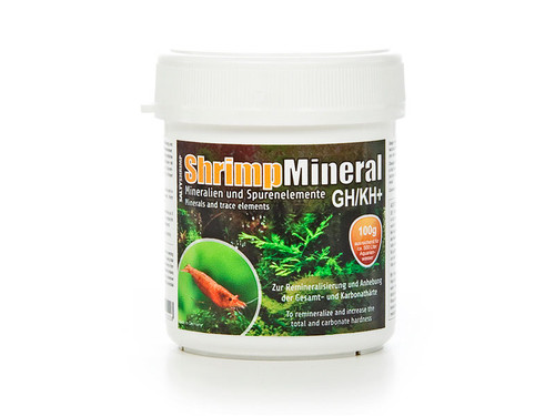 SaltyShrimp Shrimp Mineral GH/KH+ Minerals and Trace Elements