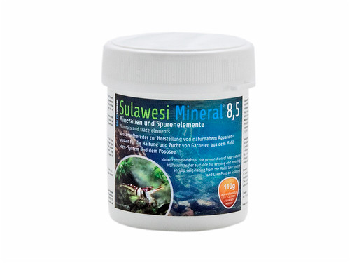 SaltyShrimp Sulawesi Mineral 8,5 Mineral and Trace Elements