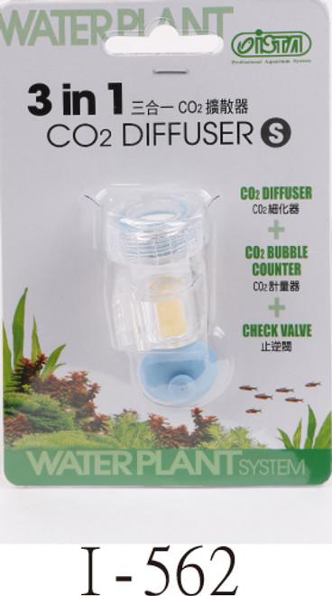 Ista CO2 Diffuser (3 in 1) - Small