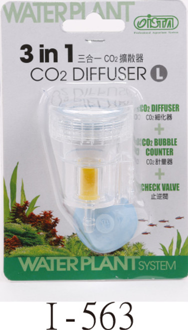 ISTA CO2 DIFFUSER (3 IN 1) - Large