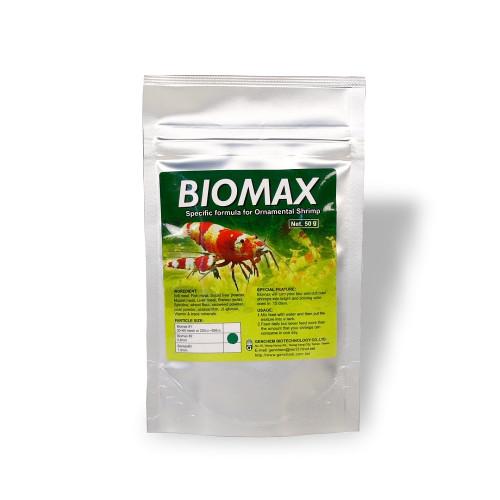 Genchem Biomax-2 50g (for Juvenile Shrimp Promote Growth)