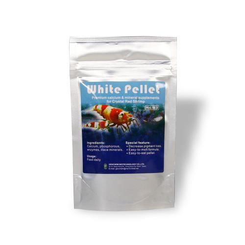Genchem White Pellet 50g