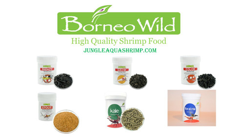 BorneoWild Sample Food Package