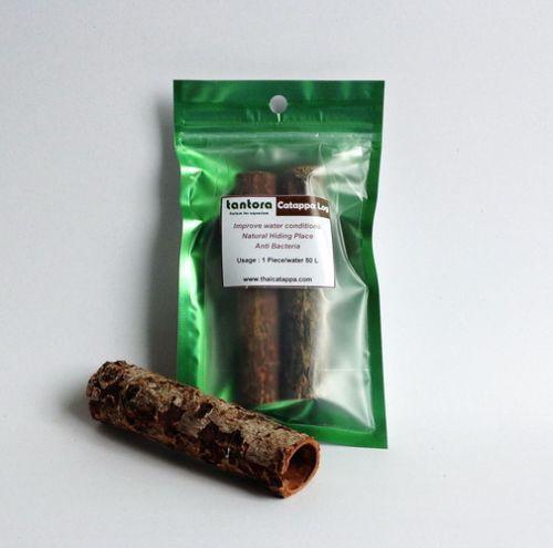 Tantora Catappa Log (2 pieces per bag)