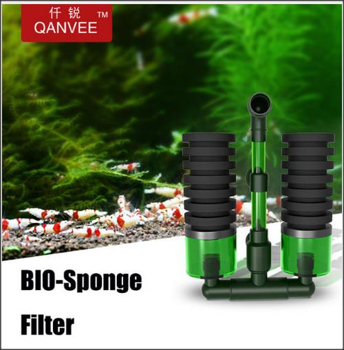 Qanvee Bio Sponge Filter BioSpon