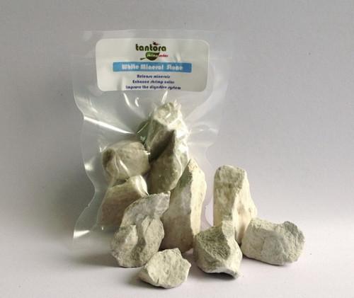 Tantora White Mineral Stone (Montmorillonite) 100g