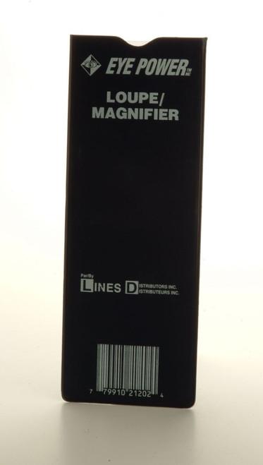 2X Pocket-Sized Fresnel Lens