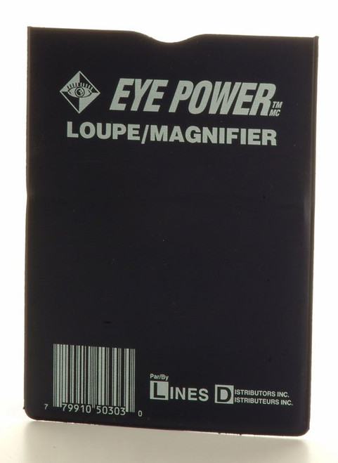 Desk-size 2x Fresnel Lens Magnifier