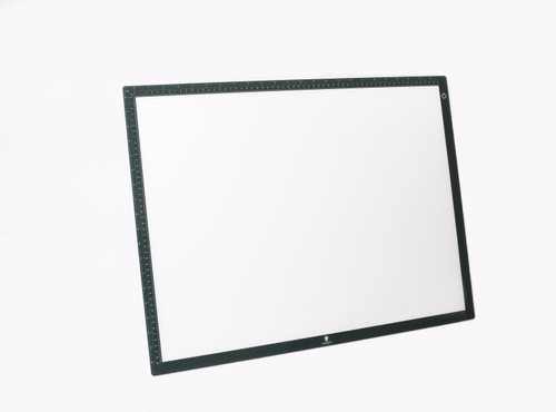 LED Wafer 3 Lightbox