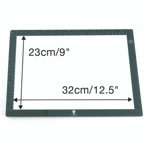 LED Wafer 1 Lightbox