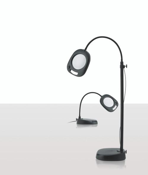 LED Floor & Table Combo Lamp