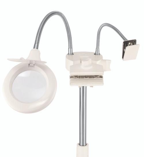 Daylight StitchSmart LED Magnifier & Chart Holder