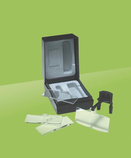 Clip-on Spec Magnifiers, 1.7x, 2.0x, 2.5x, 3.0x
