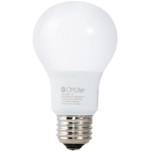 OTTLITE 6.5w Edison-Base LED Bulb (40W equivalent)