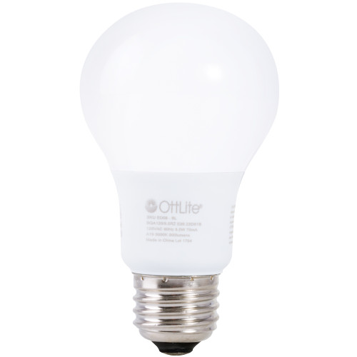 OTTLITE 8.5w Edison-Base LED Bulb (60W equivalent)