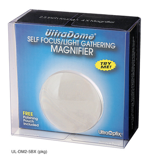 "UltraDome 2.5"" Boxed"