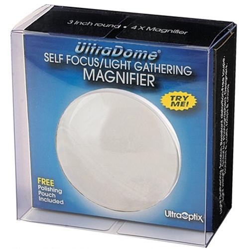 "UltraDome 3"" Boxed"