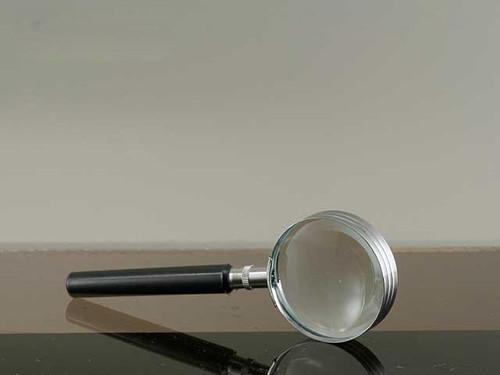 """Glass Magnifier, 2"""", 3x Power"""