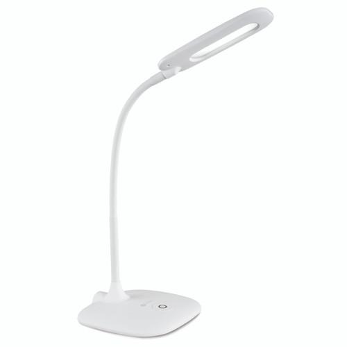 OTTLITE LED Soft Touch Desk Lamp White