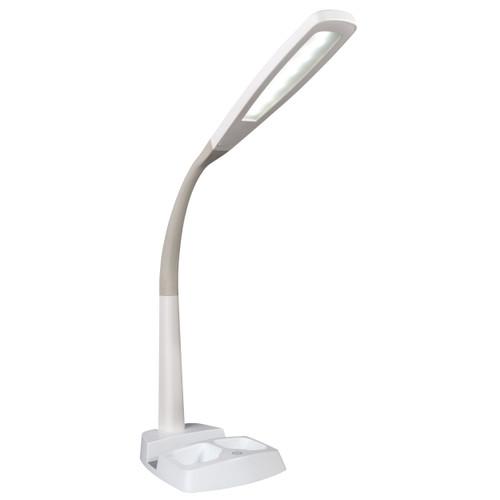 OttLite LED Desk Lamp with Charging Station