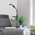 LED Floor Lamp with USB and Tablet Stand