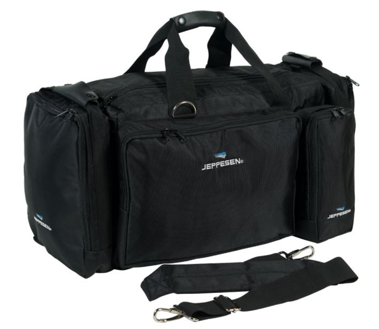 Jeppesen Captain Bag - (Black)