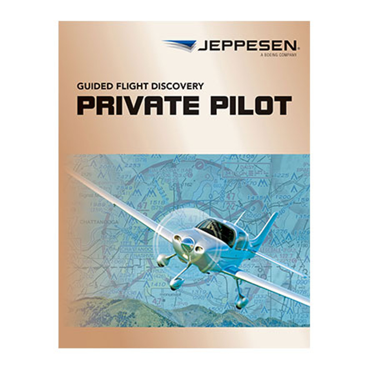 Jeppesen GFD Private Pilot Textbook - May 2018 Rev