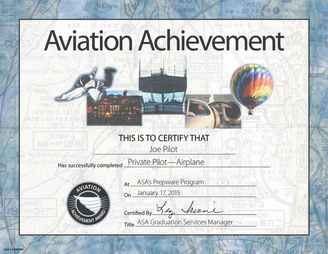 ASA Prepware 2020: Private Pilot