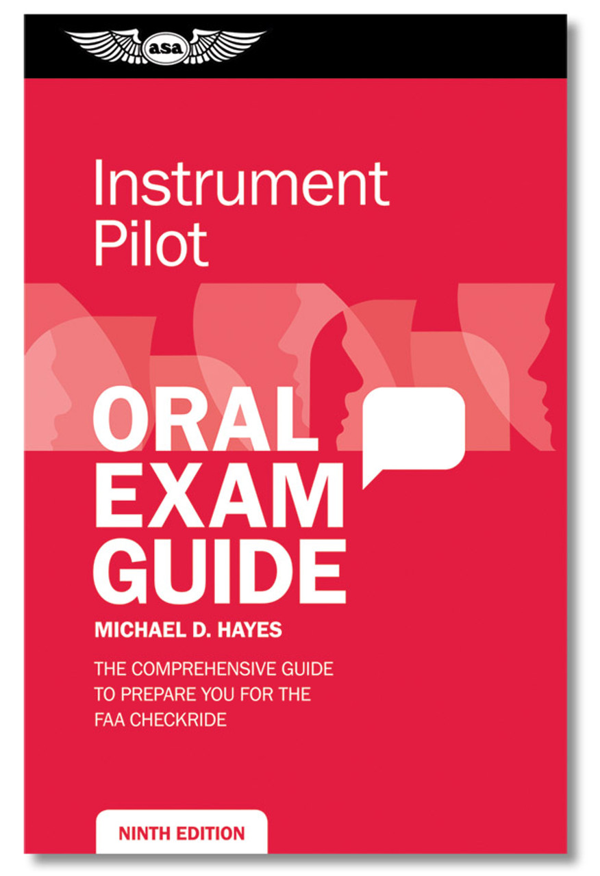 ASA Oral Exam Guide: Instrument Ninth Edition