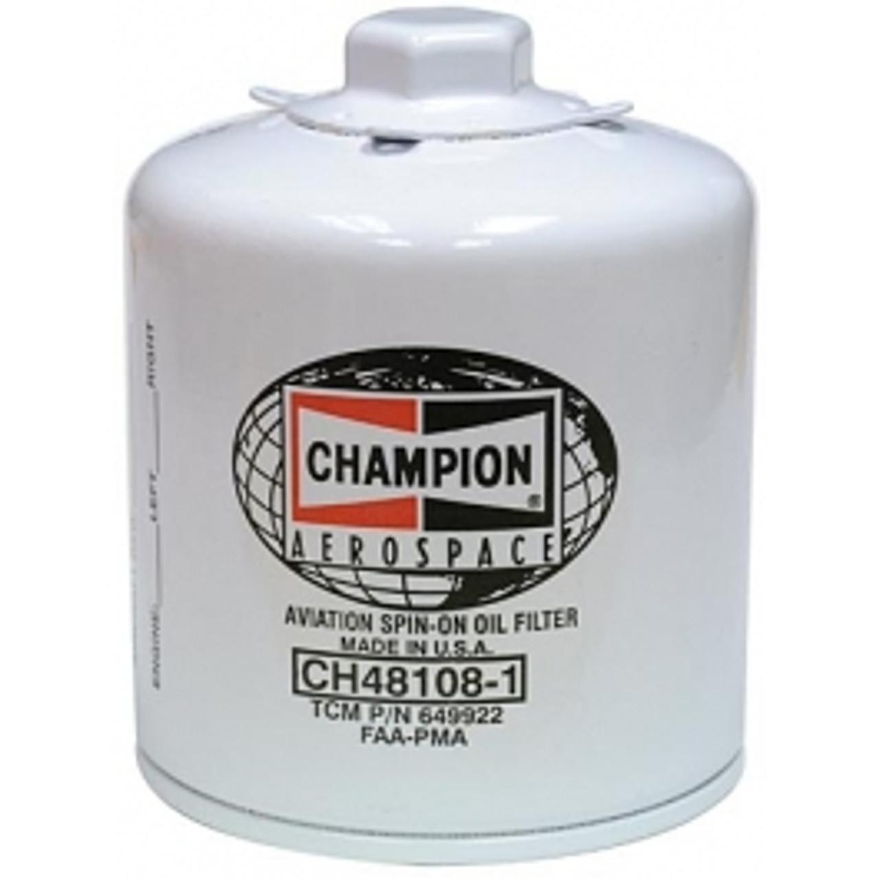 Champion Spin Oil Filter - CH48108