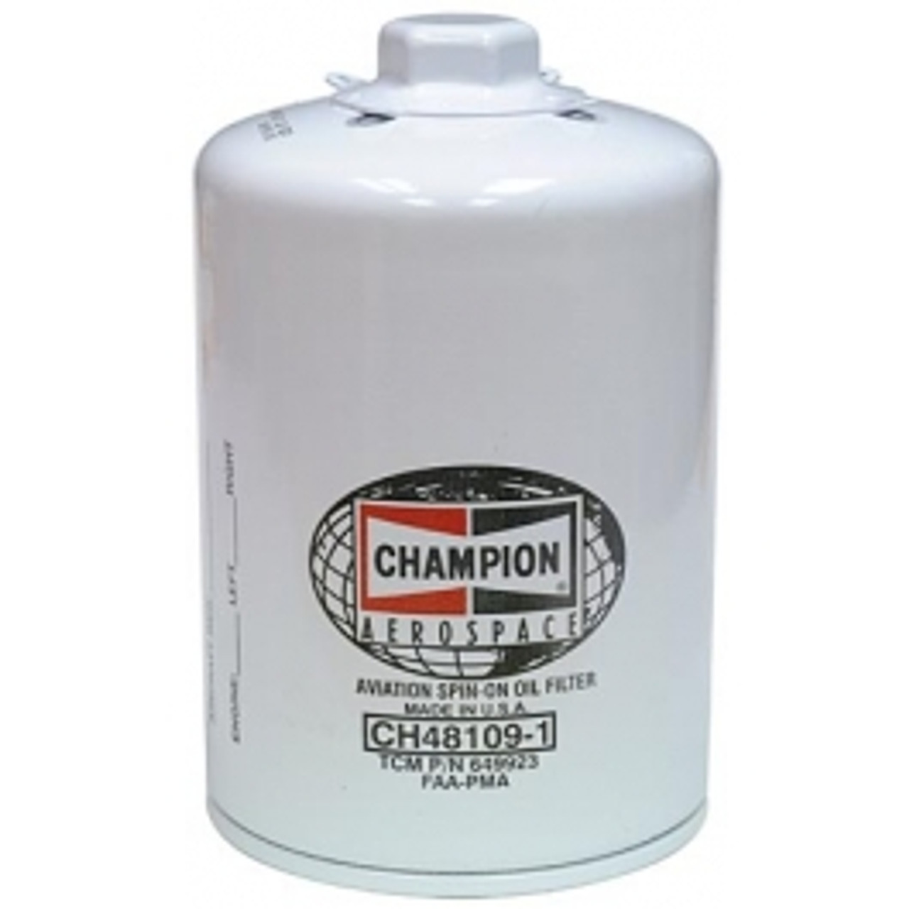 Champion Spin Oil Filter - CH48109