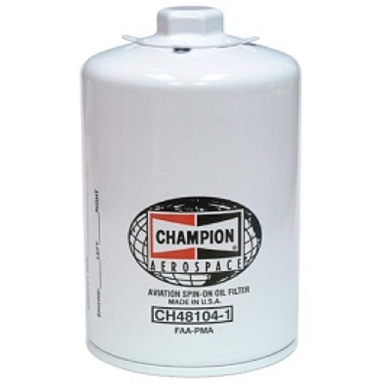 Champion Spin Oil Filter - CH48104
