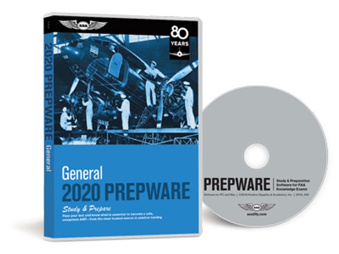 ASA AMT General Prepware 2020