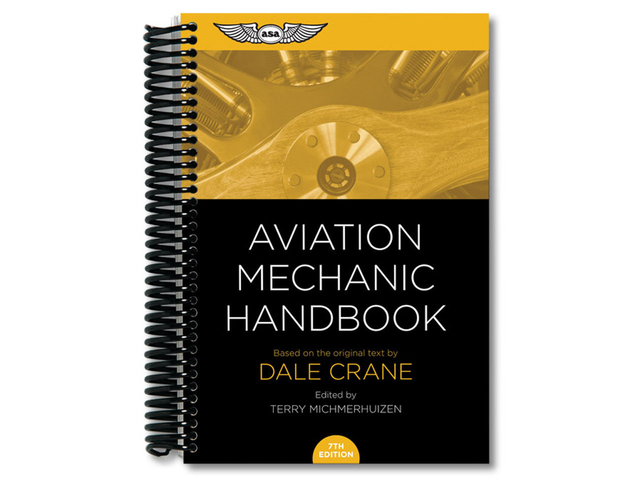 ASA Aviation Mechanic Handbook - 7th Edition