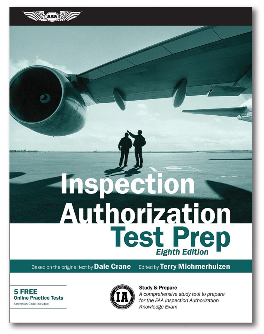 ASA Inspection Authorization Test Prep - Eighth Edition