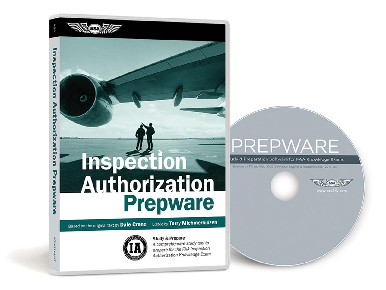 ASA Prepware - Inspection Authorization