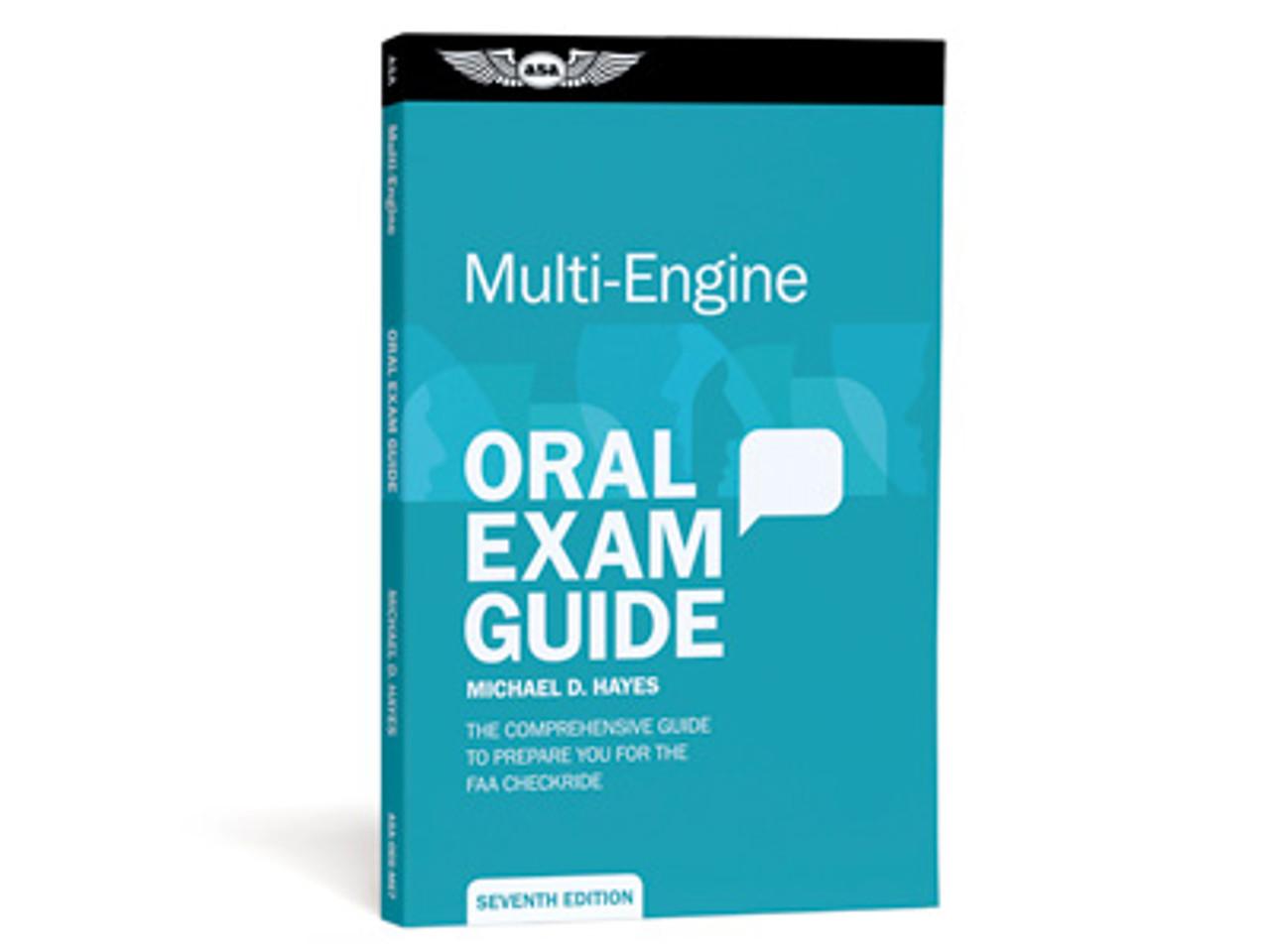 ASA Oral Exam Guide: Multi-Engine