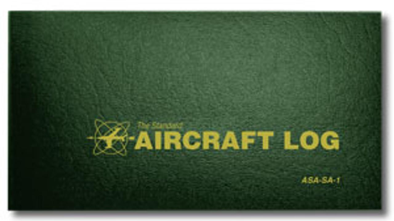 ASA Aircraft Log - Soft Cover