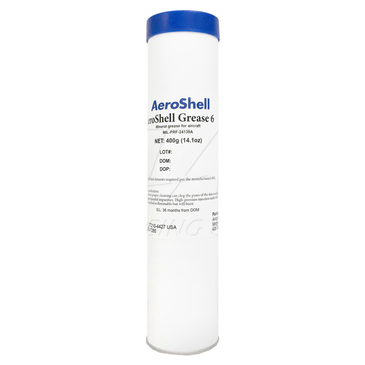 Aeroshell Grease 6 - General Purpose Airframe Grease - 14oz