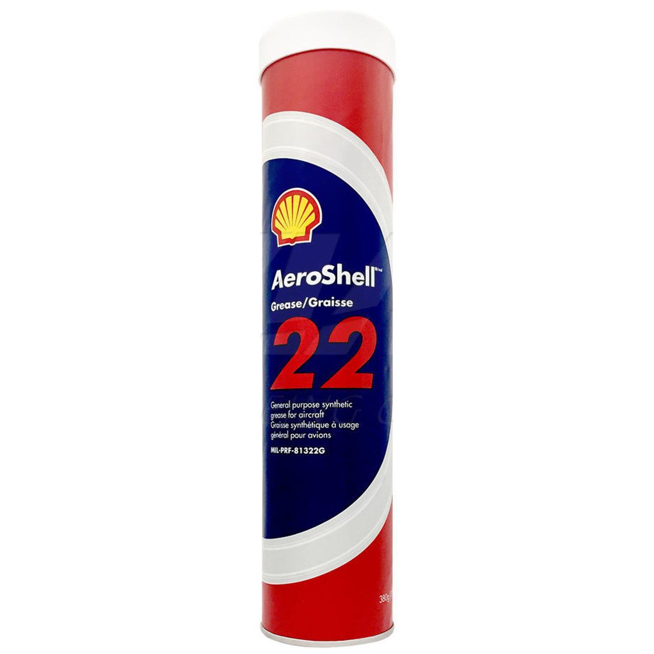 Aeroshell Grease 22 - Versatile Multipurpose Grease - 14oz
