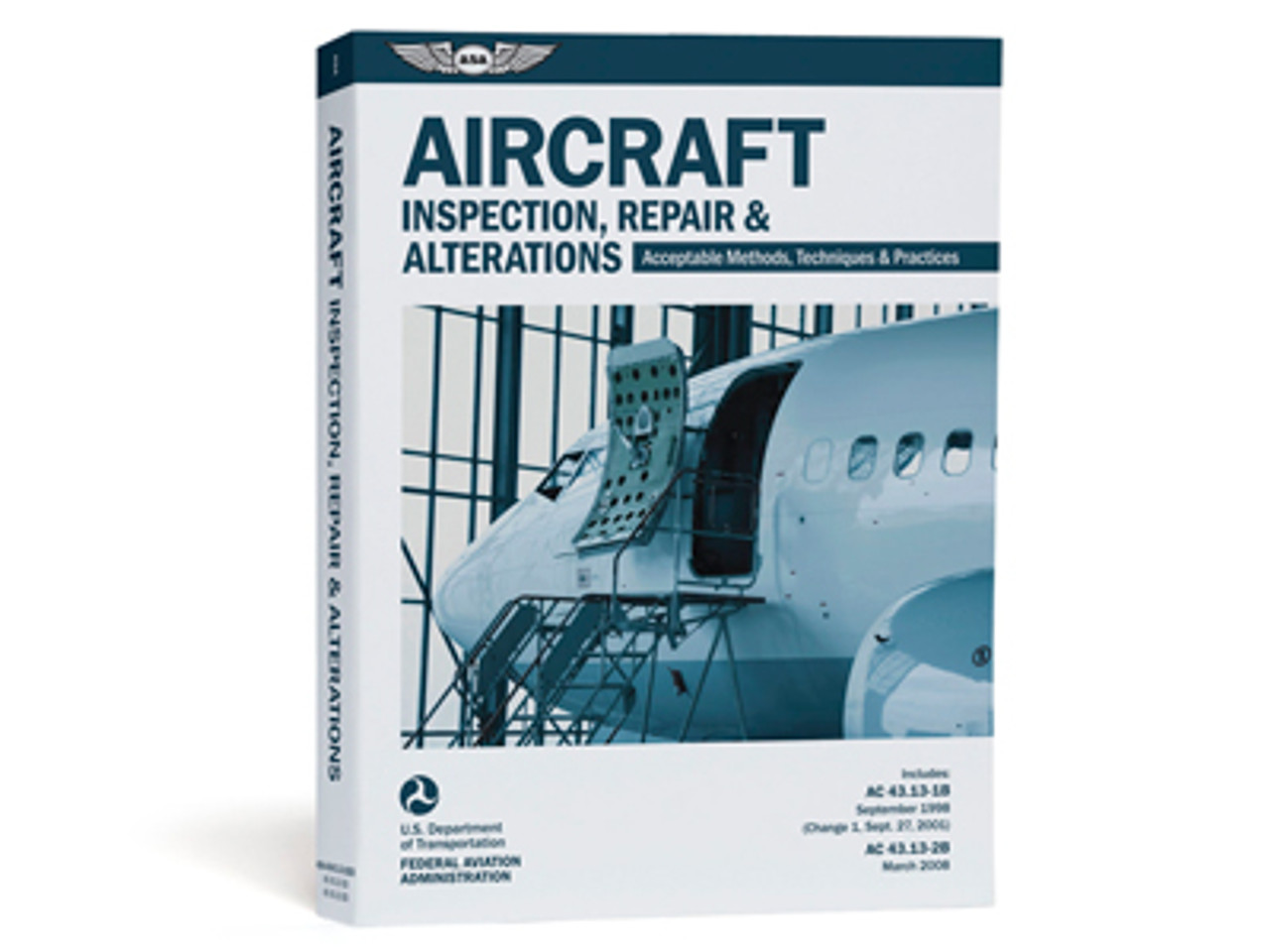 ASA Aircraft Inspection, Repair & Alterations