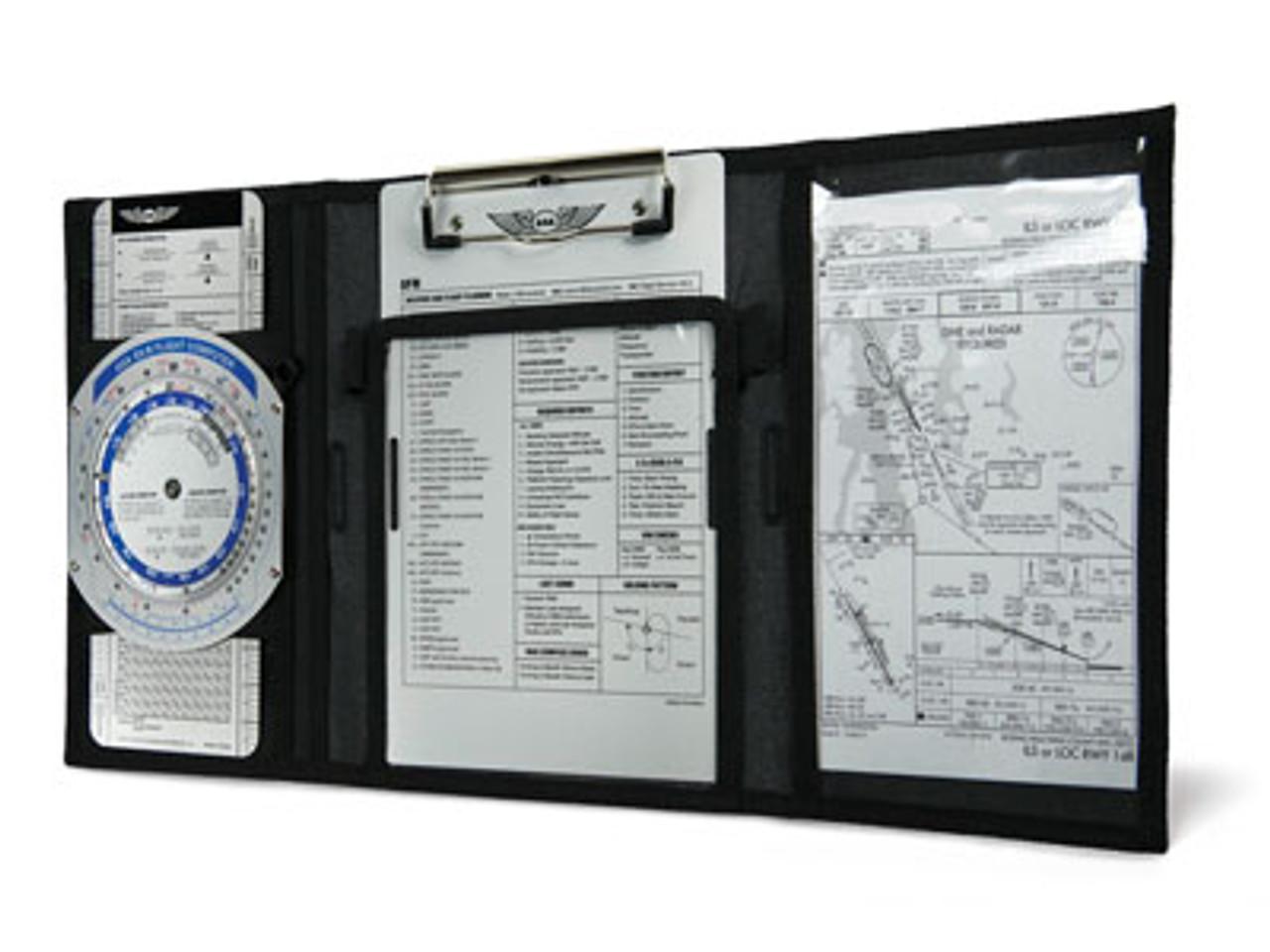 ASA Tri-Fold IFR Kneeboard