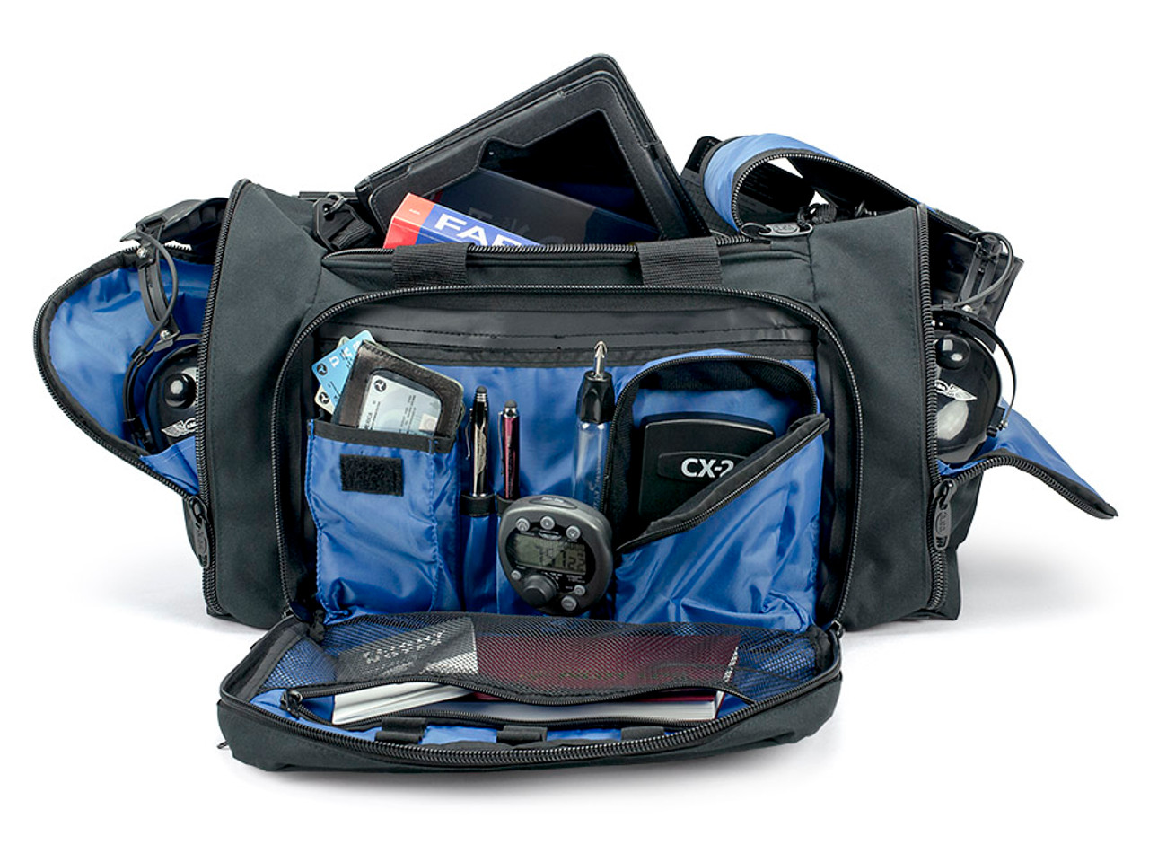 ASA AirClassics Pro Flight Bag