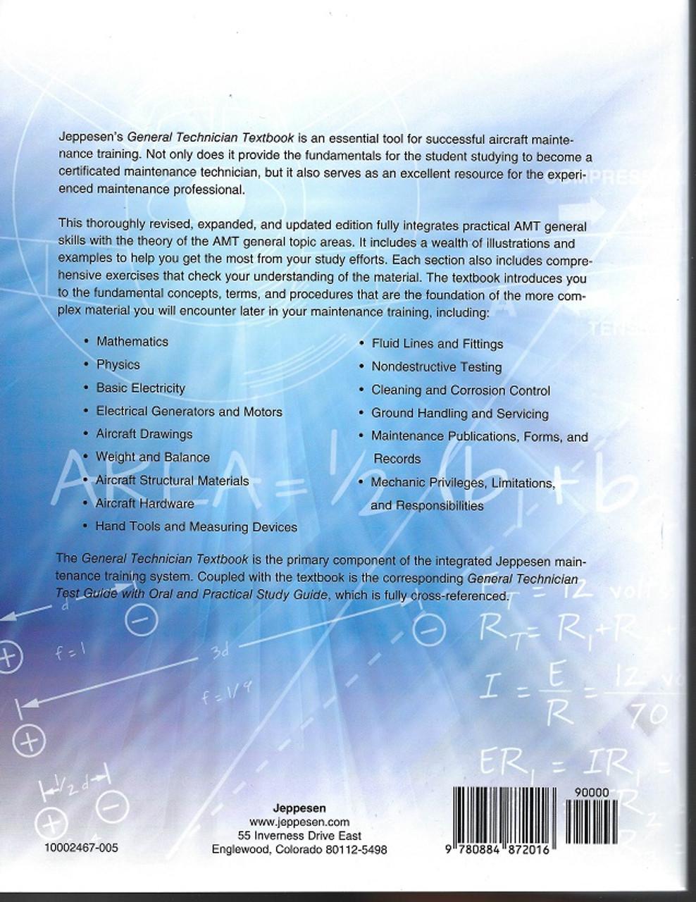 Jeppesen Powerplant Book