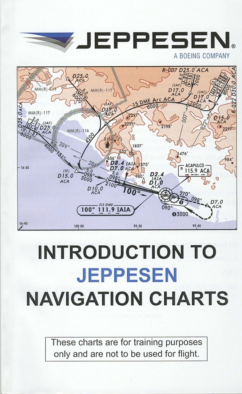 Jeppesen Introduction to Jeppesen Navigation Charts