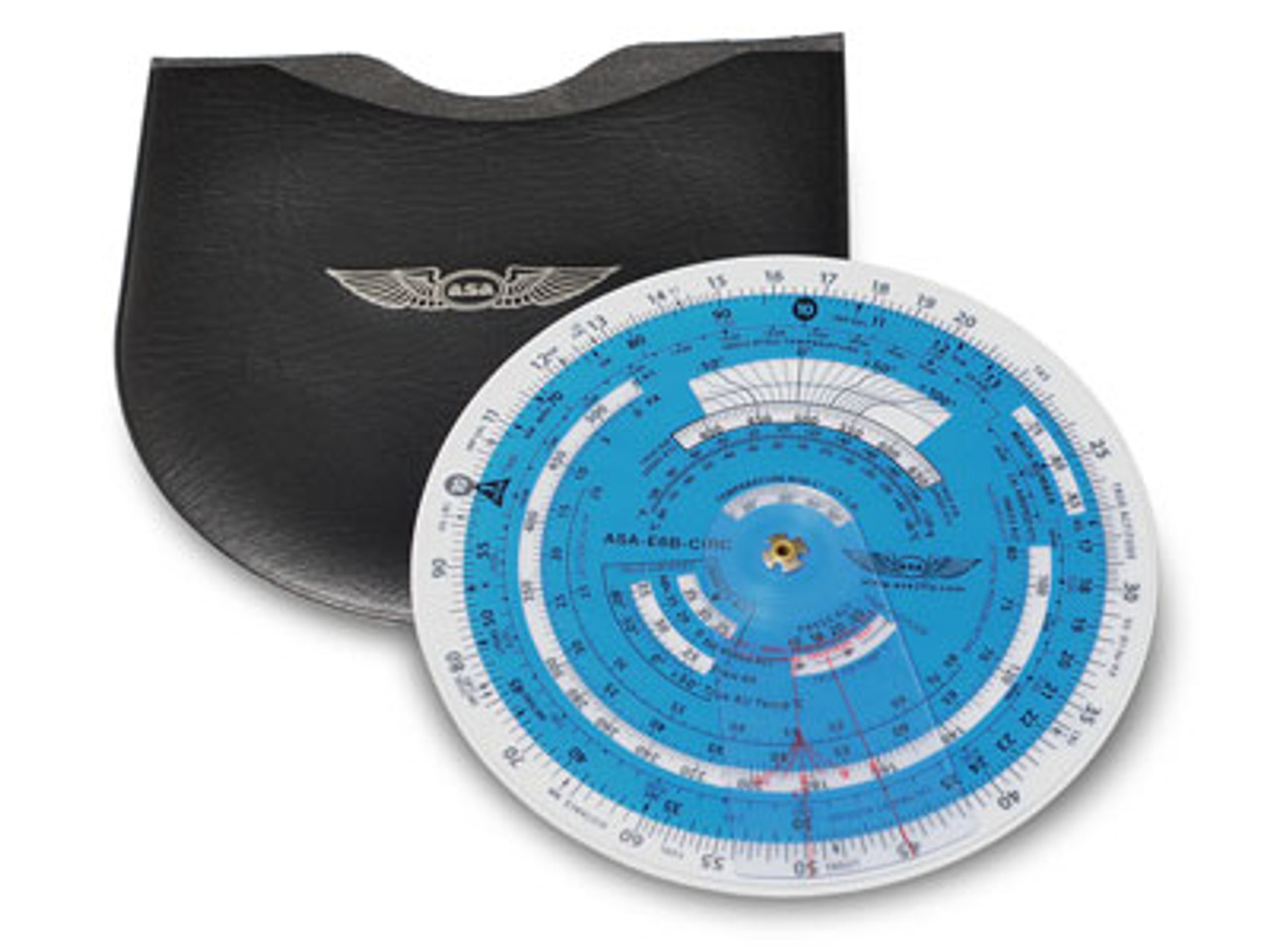 ASA E6-B Circular Flight Computer